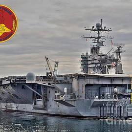 USS Abraham Lincoln - Baltzgar