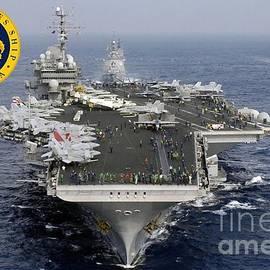 USS AMERICA - Baltzgar