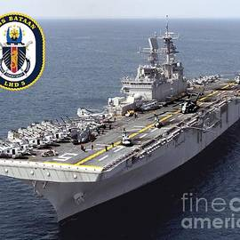 USS BATAAN - Baltzgar