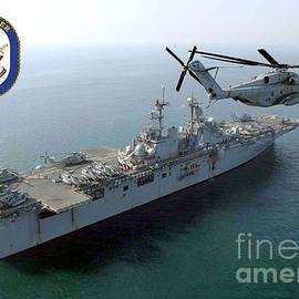USS BOXER - Baltzgar