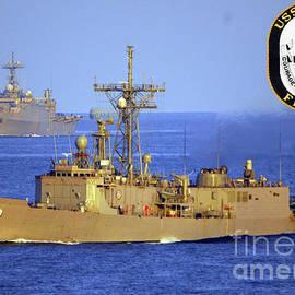 USS CARR - Baltzgar