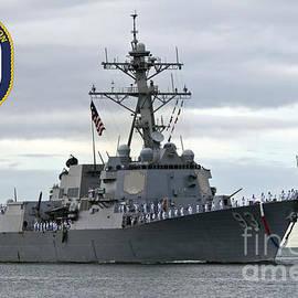USS CHUNG HOON - Baltzgar