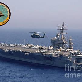 USS DWIGHT D EISENHOWER - Baltzgar
