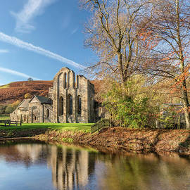 Valle Crucis Abbey  - Adrian Evans