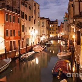 Christian Hallweger - Venice by night