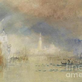 Joseph Mallord William Turner - Venice