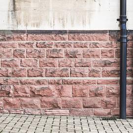 Wall detail - Tom Gowanlock