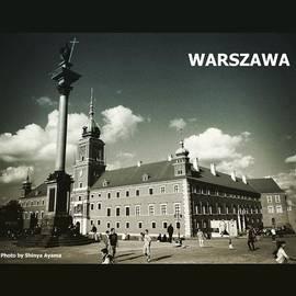 Shinya Ayama - Warszawa