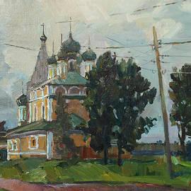 Juliya Zhukova - 20 day of July
