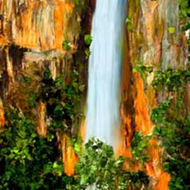 Bruce Nutting - 2000 feet Waterfalls