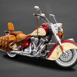 2010 Indian Chief Vintage Motorcycle   -   2010INDIAN22