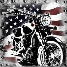 Melissa Smith - 2013 Kawasaki Vulcan Classic Freedom