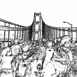Daniel Thompson - 2015 Bridge Walkers DM