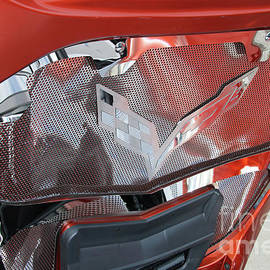Gary Gingrich Galleries - 2015 Bronze Corvette-Under Hood-8668