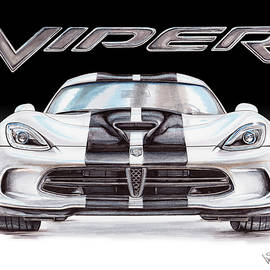 Shannon Watts - 2015 Dodge Viper