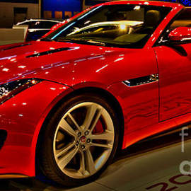 Alan Look - 2016 Jaguar F-type