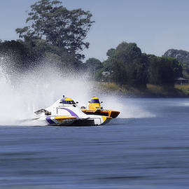 Kevin Chippindall - 2016 Taree Race Boats 04
