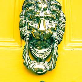 Door knocker - Tom Gowanlock