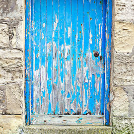 Blue door - Tom Gowanlock