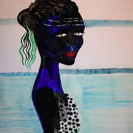 Gloria Ssali - Nuer Bride - South Sudan