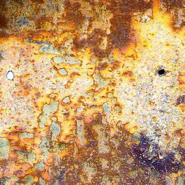 Rusty metal - Tom Gowanlock