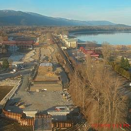 Jerry Luther - 28 Through Downtown Sandpoint