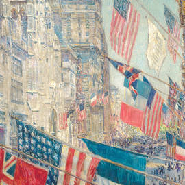 Allies Day, May 1917 - Childe Hassam