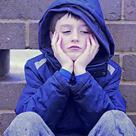 Tom Gowanlock - An upset child