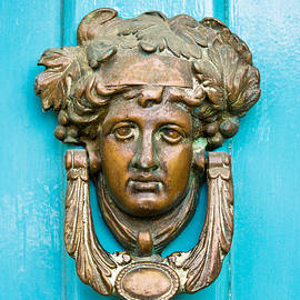 Antique door knocker - Tom Gowanlock