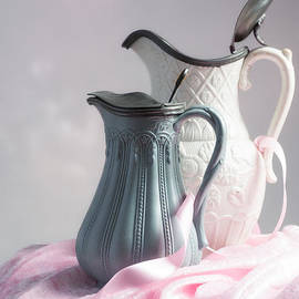 Antique Jugs - Amanda And Christopher Elwell