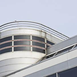 Art deco building - Tom Gowanlock