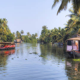 Backwaters Kerala - India - Joana Kruse