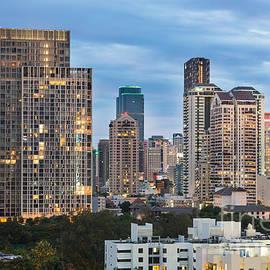 Didier Marti - Bangkok modern skyline