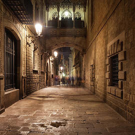 Artur Bogacki - Barcelona by Night