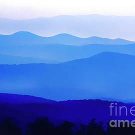 Thomas R Fletcher - Blue Ridge Mountains