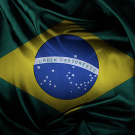 Brazil flag - Les Cunliffe