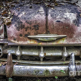 1954 Chevrolet Front End
