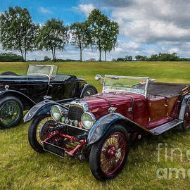 Classic Cars  - Adrian Evans