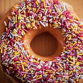 Donut and Sprinkles - Samuel Whitton