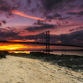 Jean-Noel Nicolas - Forth Road Bridge