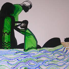 Gloria Ssali - Jesus Walking on Water