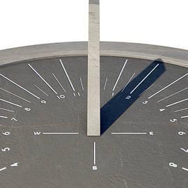Modern Sundial - Allan Swart