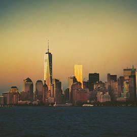 Vivienne Gucwa - New York City Skyline