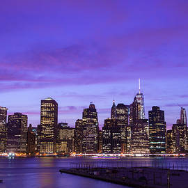 Yolanda Bell - New York Skyline