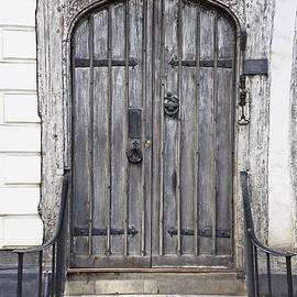 Old doorway - Tom Gowanlock