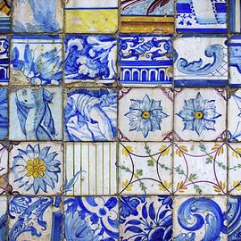 Portuguese Tiles - Carlos Caetano