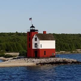 Keith Stokes - Round Island Lighthouse