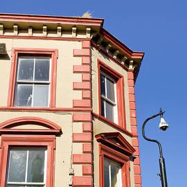 Scottish building - Tom Gowanlock
