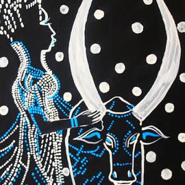 Gloria Ssali - Shilluk Bride - South Sudan