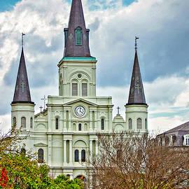 Steve Harrington - St. Louis Cathedral